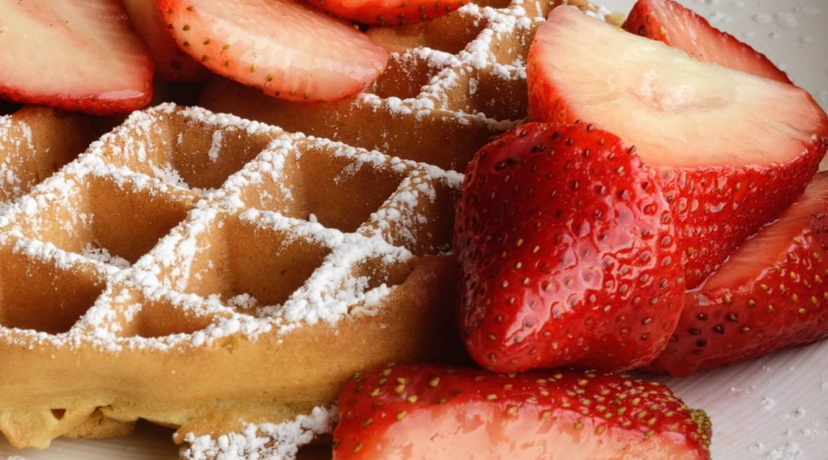 A Handy Bisquick Waffle Recipe to Always Keep on Hand