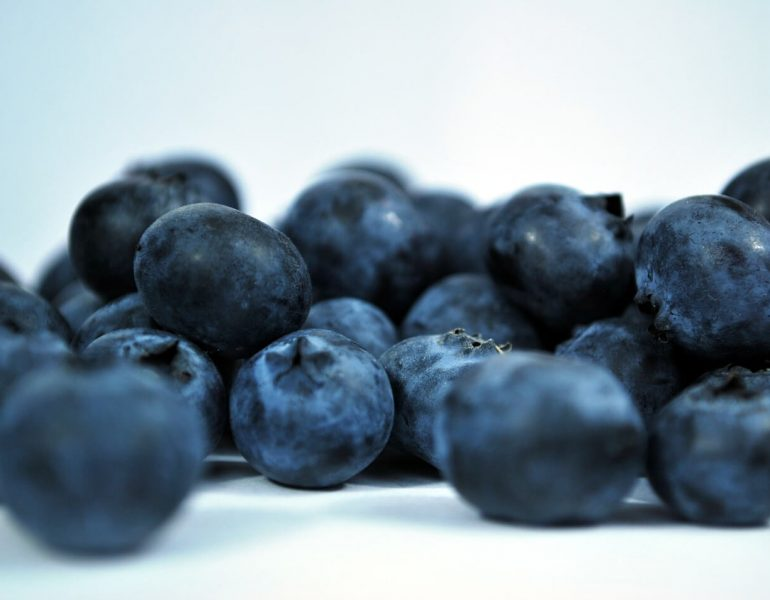 Maple blueberry butter