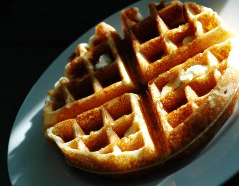 Vegan Belgian Waffle Recipe Adaptations