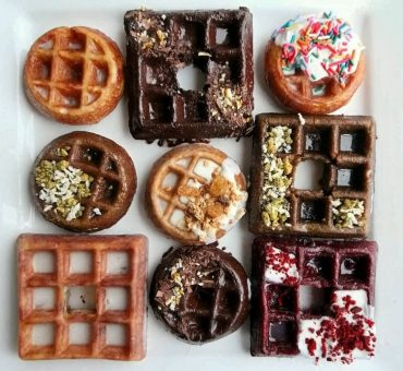 Alternative Uses for Your Waffle Iron!