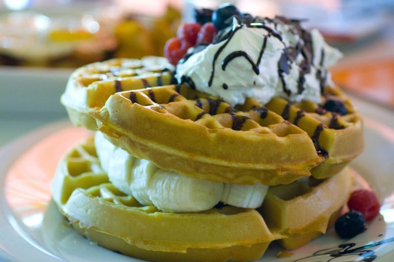 How to Make the Perfect Stuffed Waffle